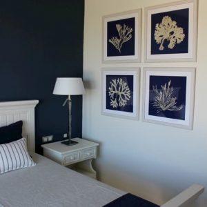 Master bedroom La cala Golf Resort project